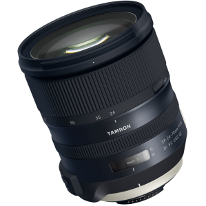 Объектив Tamron SP 24-70mm F/2.8 Di VC USD G2 для Nikon